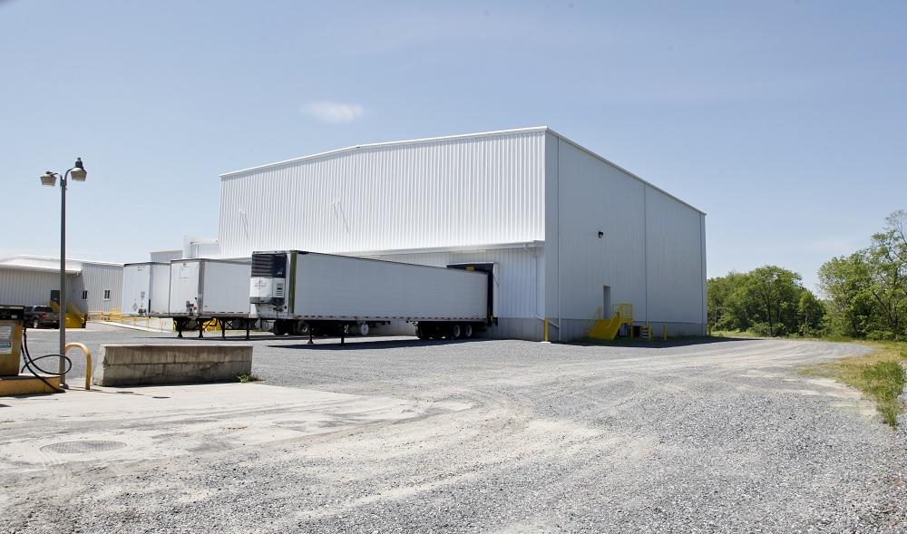 Industrial Warehouse Building Design