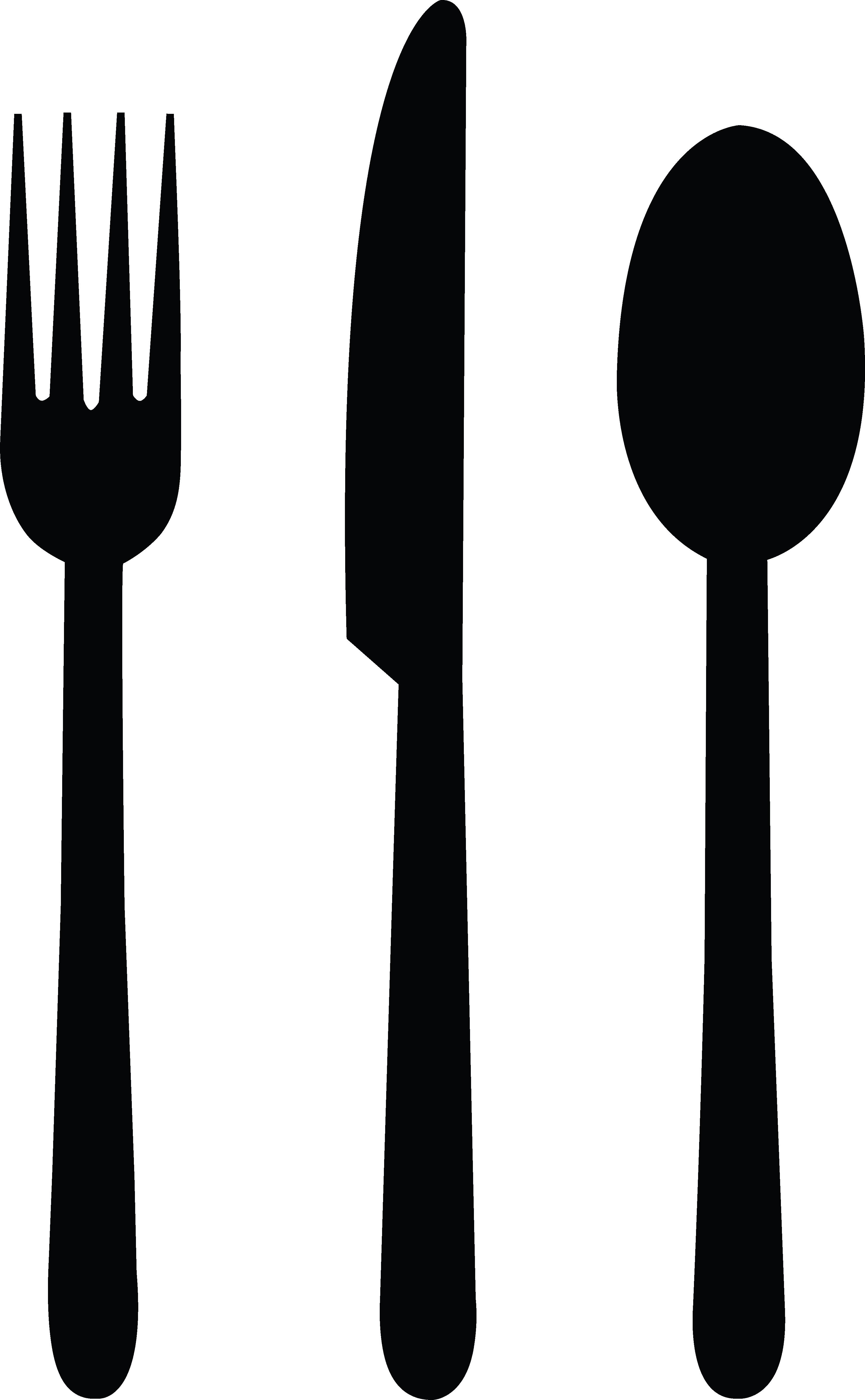 13 Cutlery Clip Art Vector Images