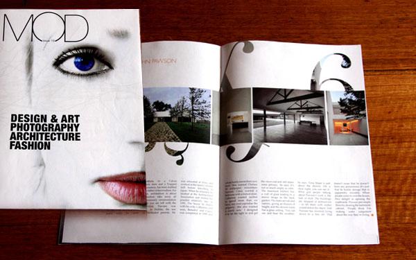 Layout Magazine Design Inspiration