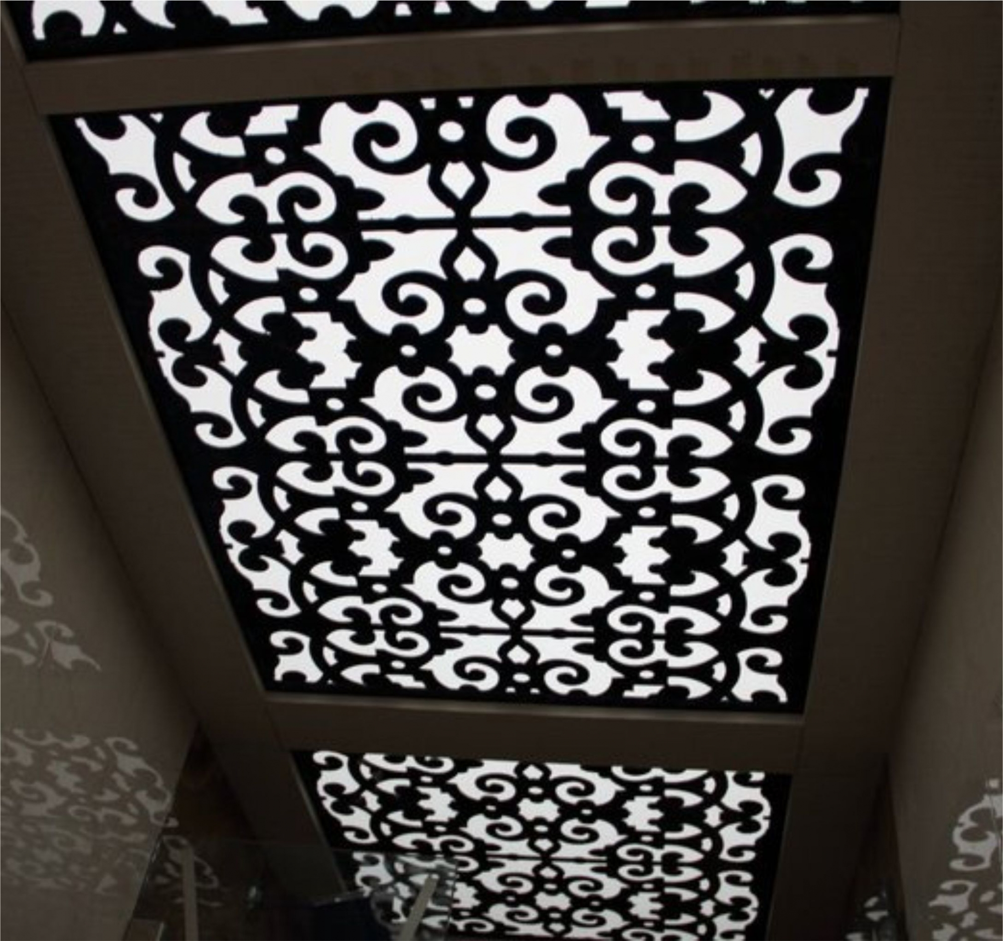 Cut out wooden ceiling designs images wood