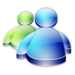 6 MSN Messenger Icon Images