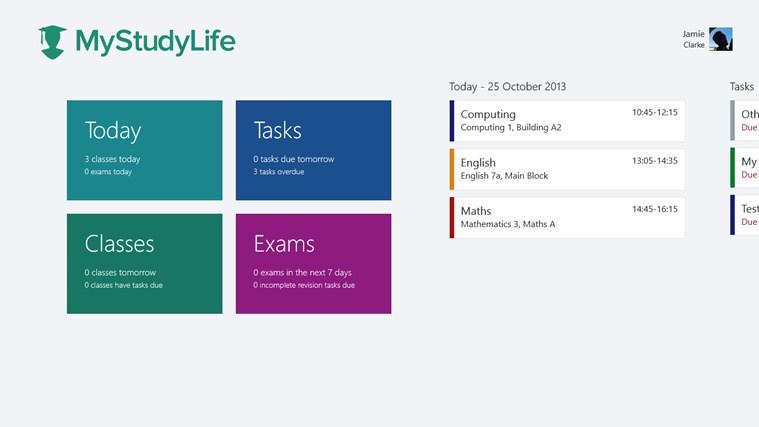5 My Study Life App Icon Images