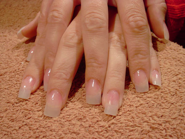 Natural Acrylic Nail Designs