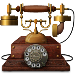 13 Classic Telephone Icon.png Images