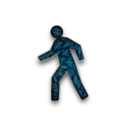12 Blue Walking Icon Images Person Walking Icon Walking Person Icon Blue And Blue Man Walking Clip Art Newdesignfile Com
