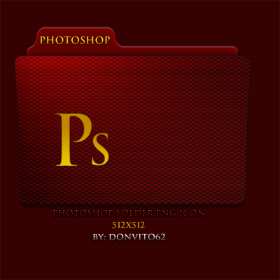 Photoshop Folder Icons