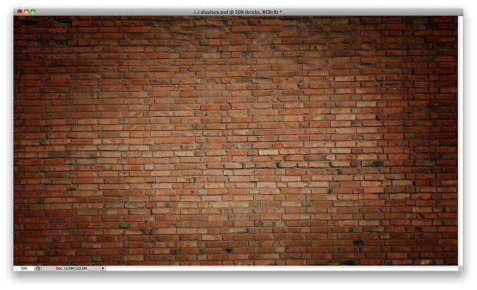 Photoshop Tutorials Brick Wall