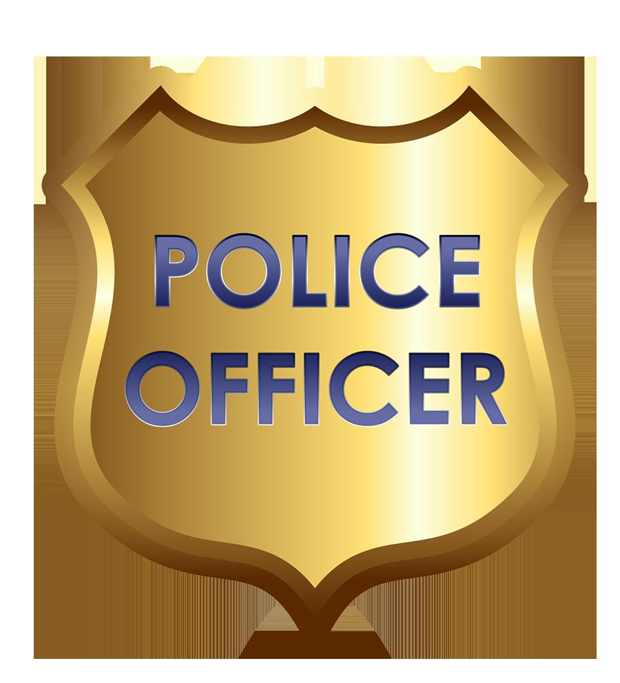 Printable Police Officers Badge
