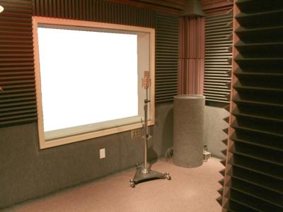 PSD Studio Recording Booth