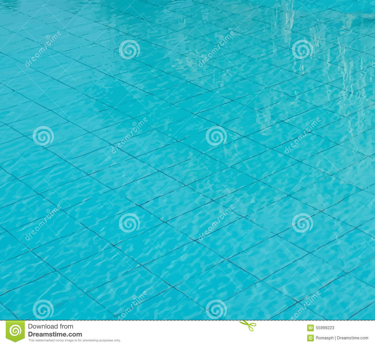 Realistic Water Texture
