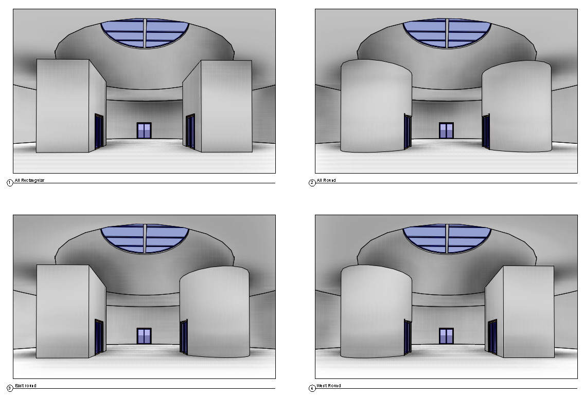 Revit Design Options