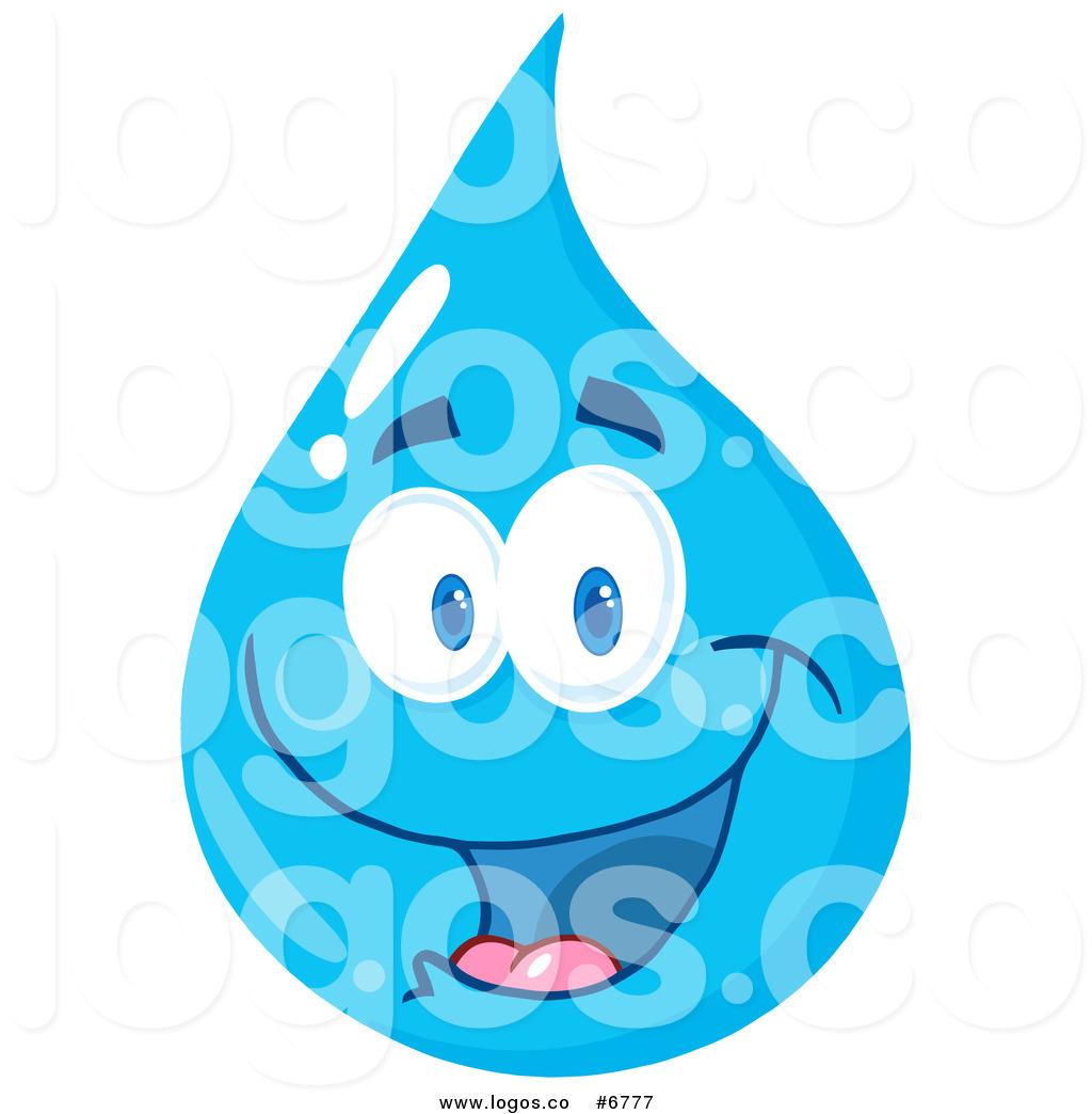 Royalty Free Water Drop Clip Art