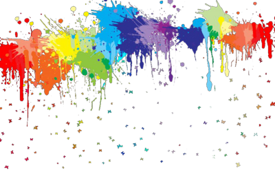 Splatter Paint Splash