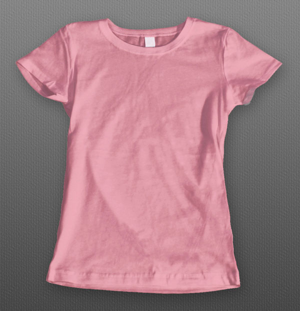 16 Ladies T-Shirt Mock Up Psd Images