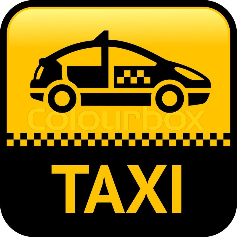 6 Taxi Drivers Icons Images