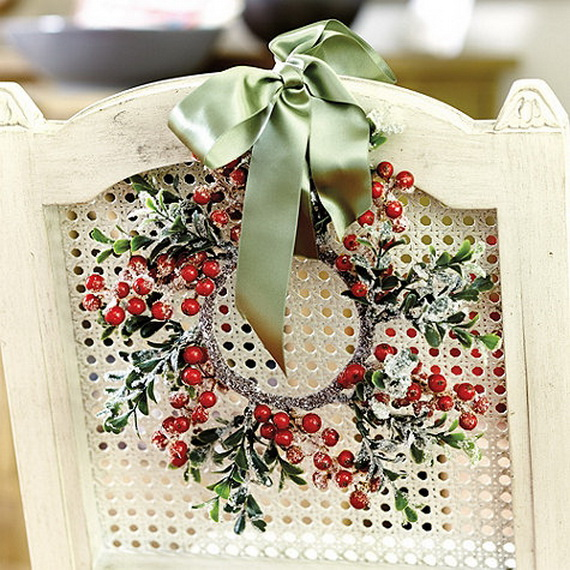 Unique Christmas Wreath Ideas