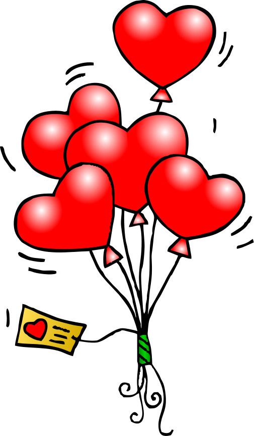 Valentine's Day Clip Art Free