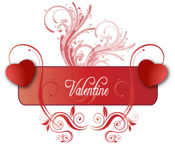 Valentine's Day Vector Free