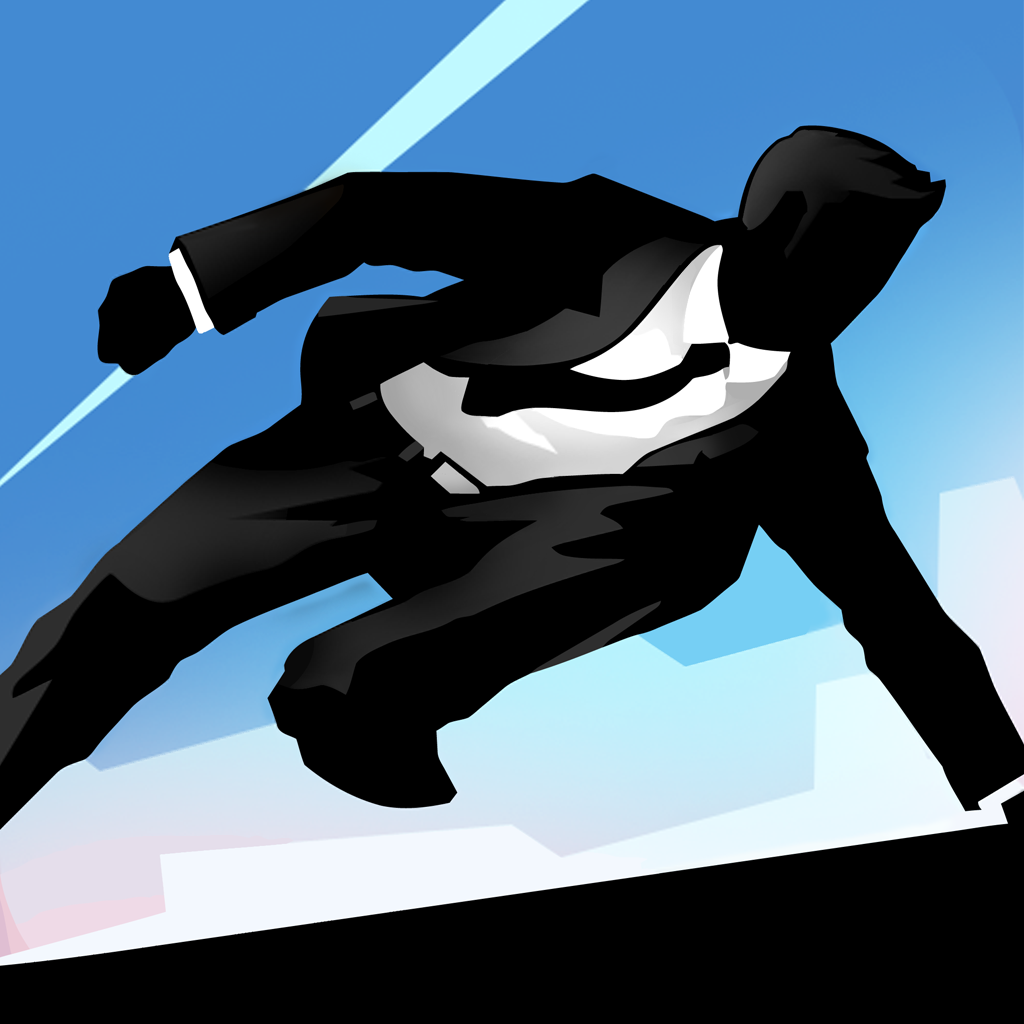 7 Vector Parkour Game Images