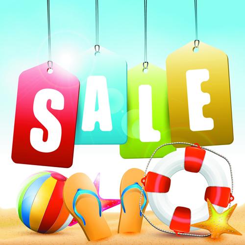 Vector Summer Sale