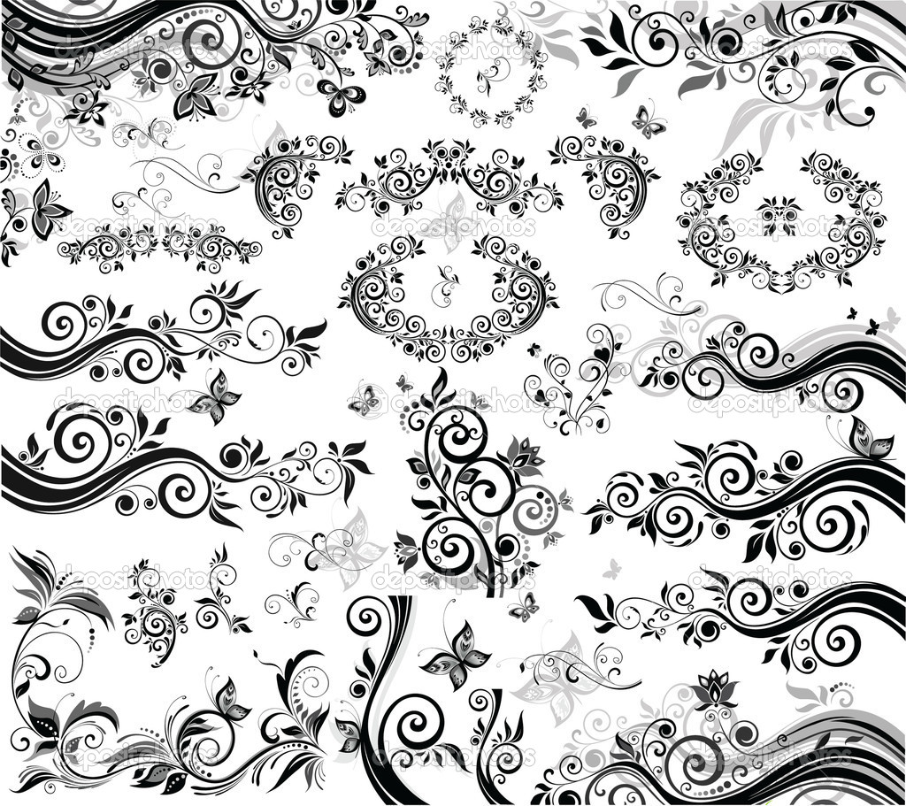 15 black and white vintage design images black and white iphone 5 wallpaper free black white - Any design using black and white ...