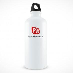 Water Bottle Mockup PSD