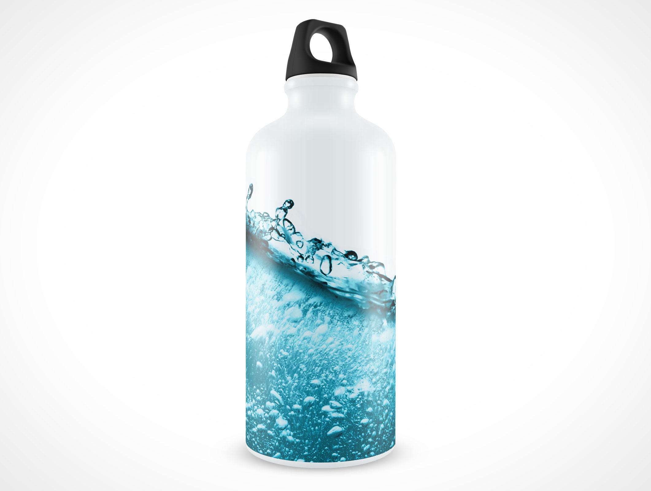 Water Bottle PSD