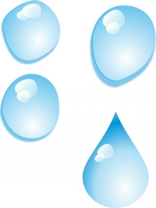 Water Drop Clip Art Free