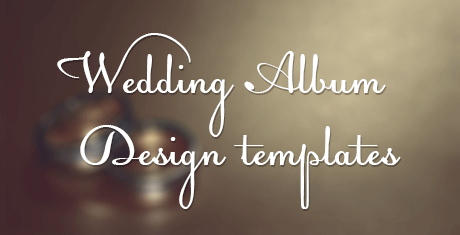 15 Free Wedding Album Layout Templates Images