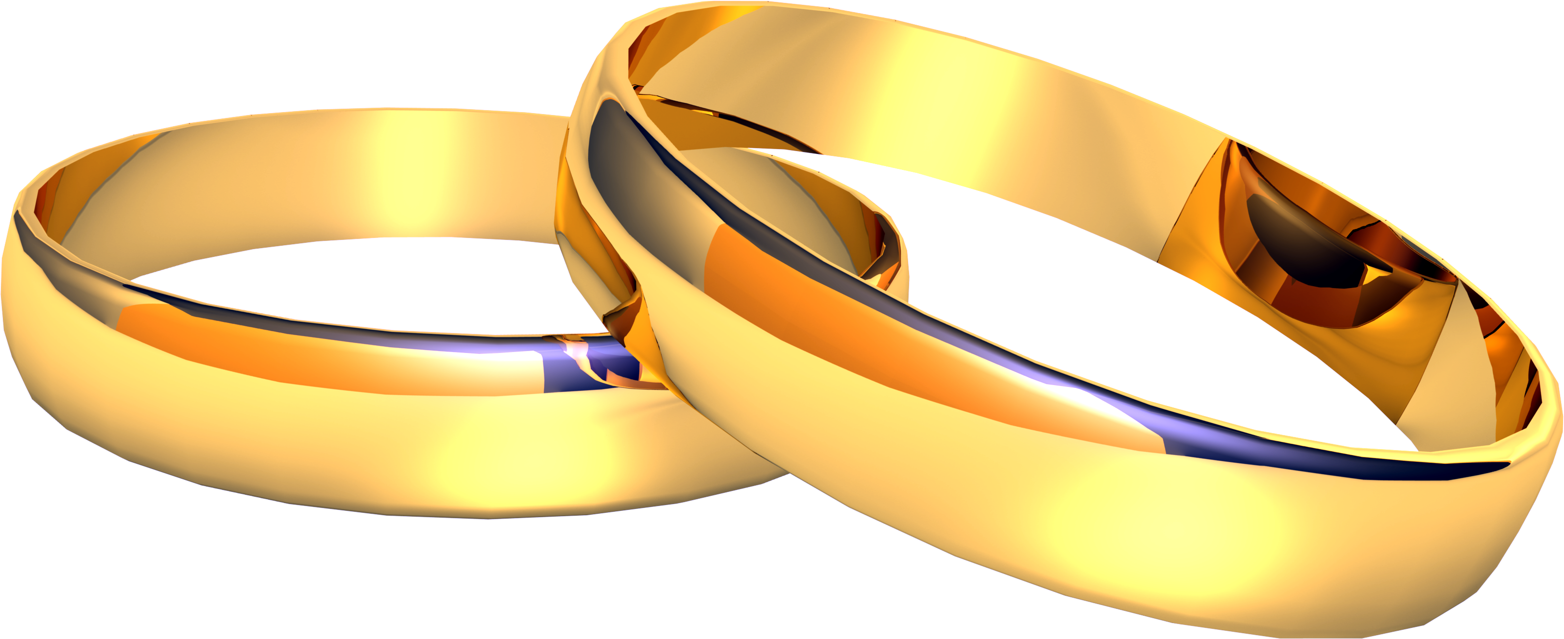 15 Free Photoshop PNG Files Wedding Rings Images