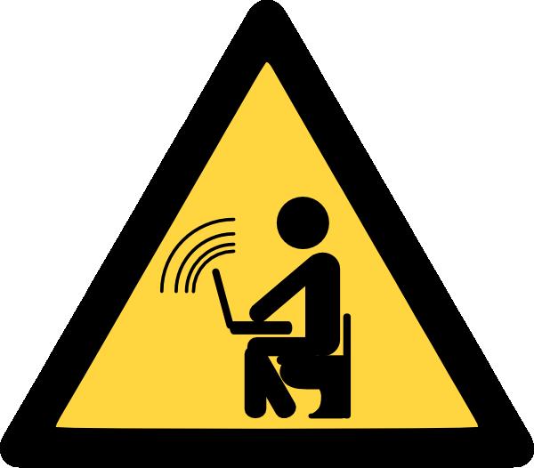 WiFi Hotspot Clip Art