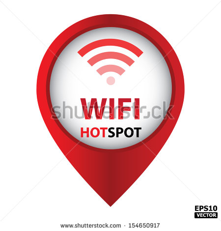 WiFi Hotspot or Symbols