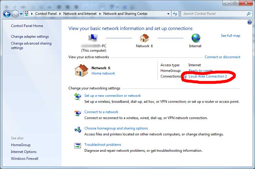19 Windows 7 Internet Connection Icon Images - Internet Connection