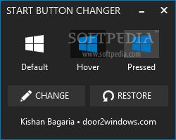 Windows 8 Start Button Changer
