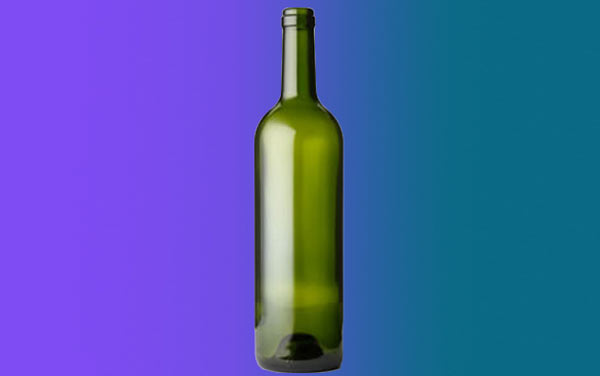 Wine Bottle Template