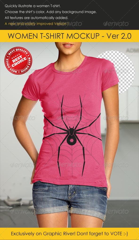 16 ladies t shirt mock up psd images t shirt mock ups for Woman t shirt mockup