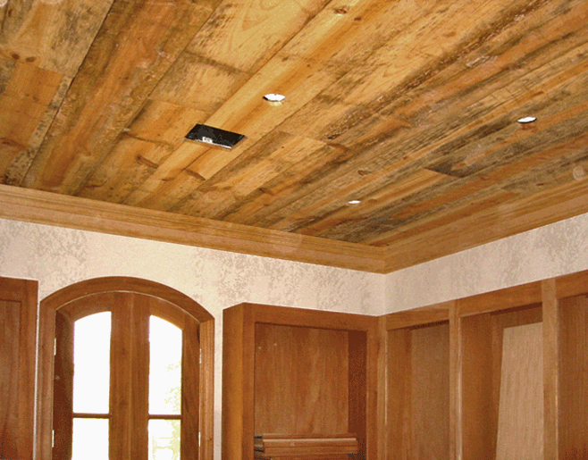 14 Cut Out Wooden Ceiling Designs Images