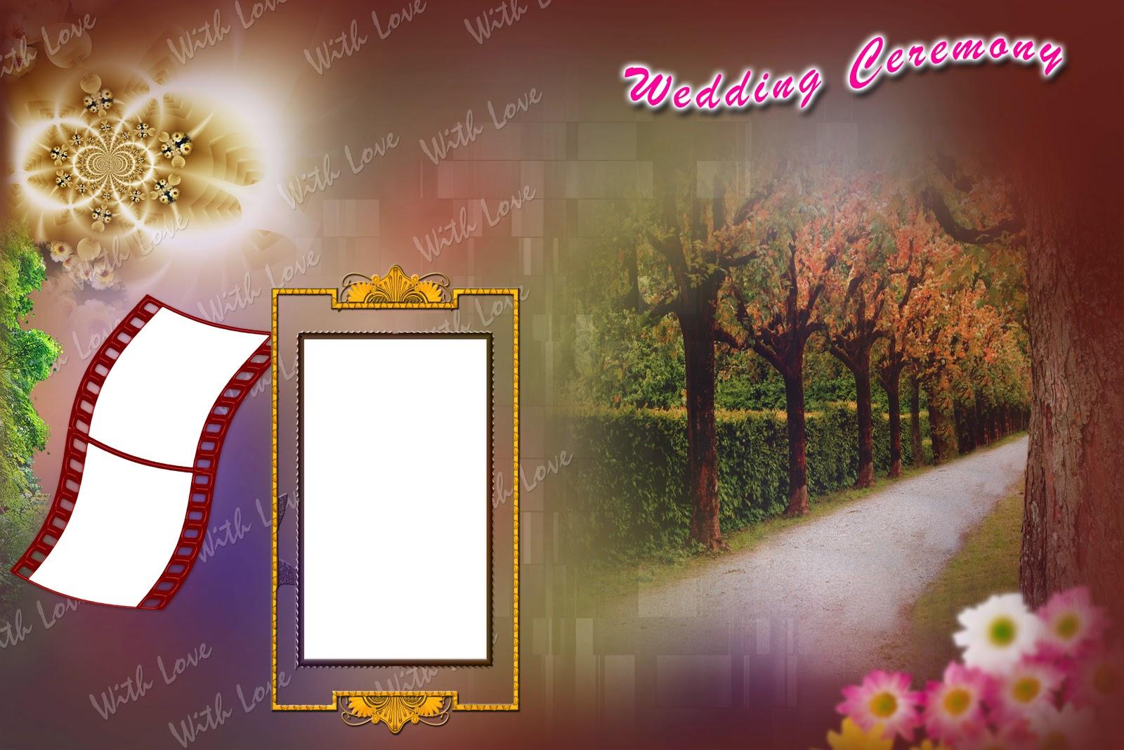 12X18 Wedding Karizma Album PSD Files