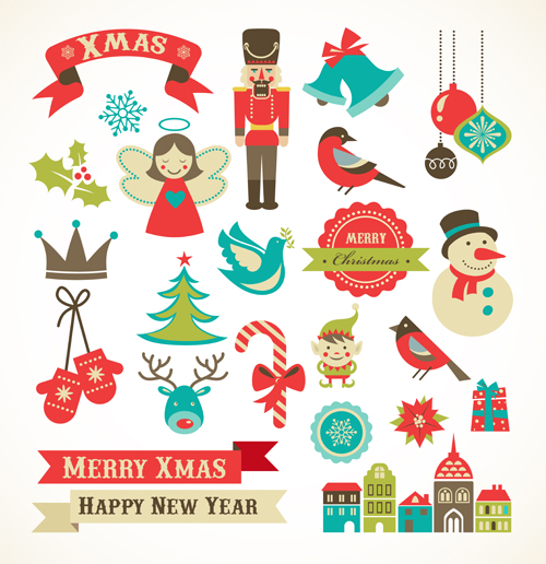 Christmas Vector Free Download