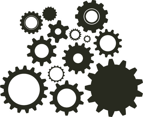 13 Gear Vector Art Images