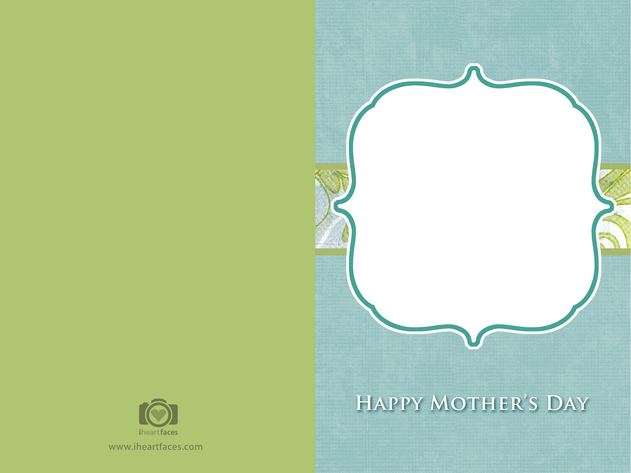 Mother's Day Card Templates Free