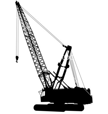 12 Free Vector Construction Crane Images - Tower Crane ...