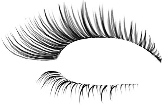 13 Eyelash Clip Art Vector Images - Free Eyelash Clip Art ...
