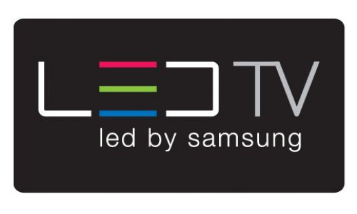 Samsung LED TV Logo