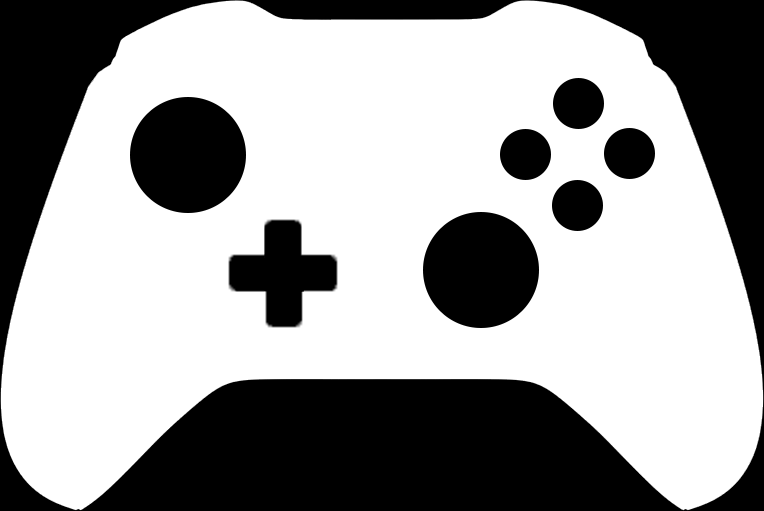 Xbox One Controller Silhouette
