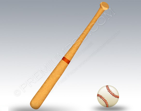 Pussy and video and baseball bat