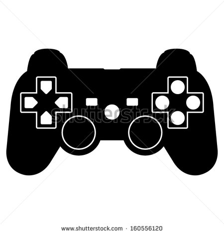 16 controller icon vector images game controller icon