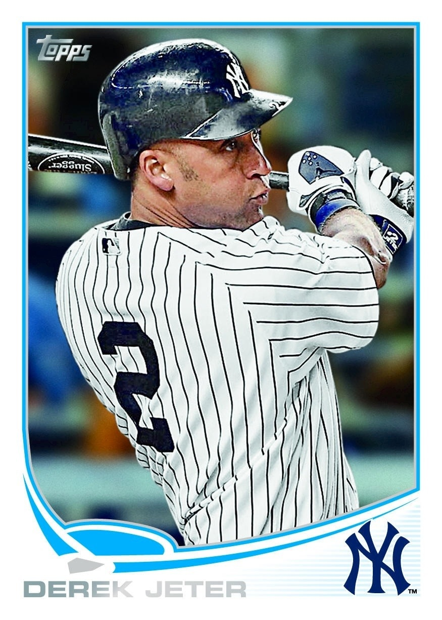 12 Topps Baseball Card Template Photoshop PSD Images - Topps ...