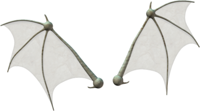 9 Bat Wings PSD Images