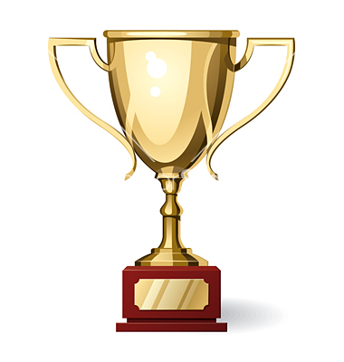 13 Trophy Vector Art Images